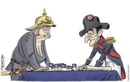Merkel-Sarkozy-by-Martin-Sutovec-Slovakia