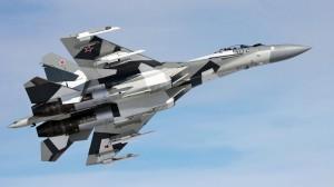 Su-35S Flanker-E