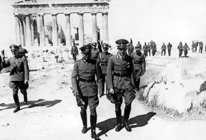 nazi-germans-acropolis