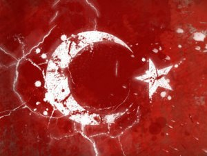 Turkish-Flag-Art-Wallpaper