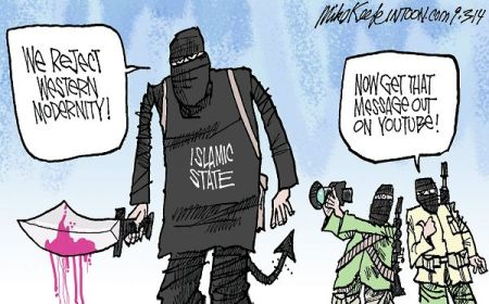 ISIS vs. Western Modernity