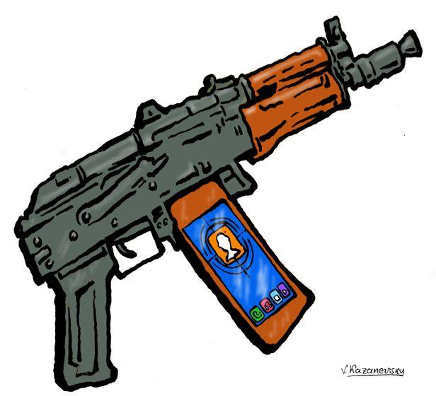 modern_weapon__vladimir_kazanevsky