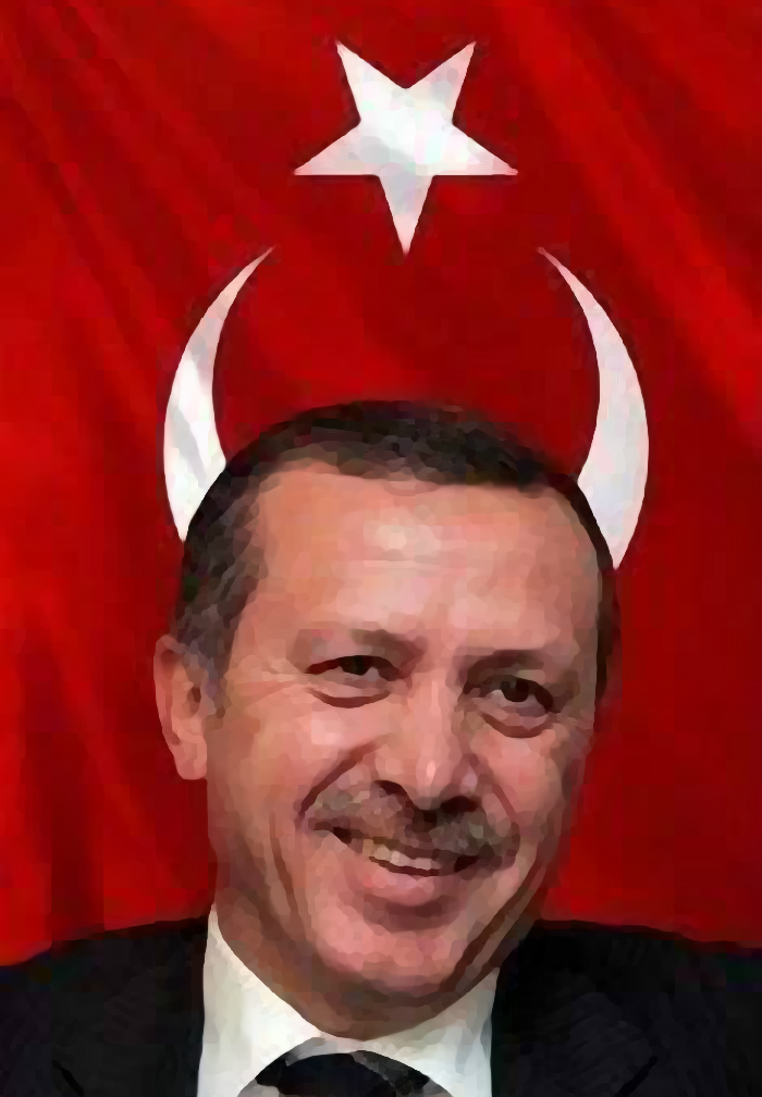 erdogan-turk-flag-devil-horns